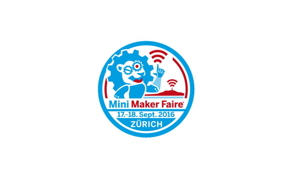 Codillion Workshops @ Zurich Mini Maker Faire