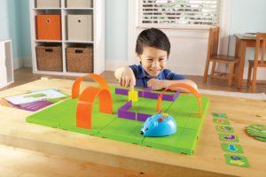 Spielen mit Robotmouse