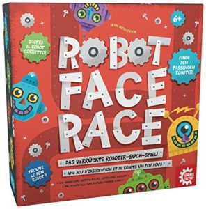 Robotfacerace